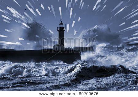 Stormy Atlantic