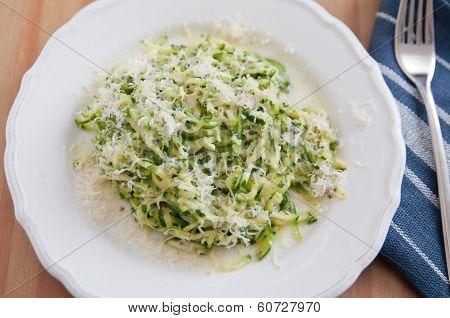 Vegan Zucchini Noodles