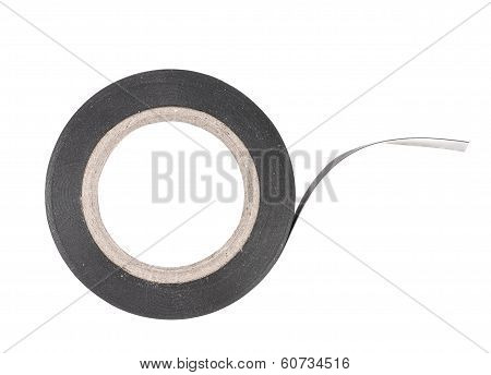 Close up of insulating tape