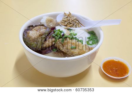 Singapore Yong Tau Foo Soup