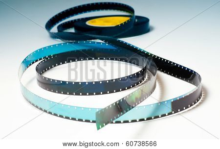 movie film strip
