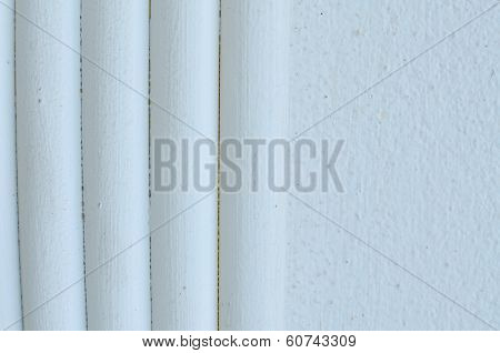 Background conduits.