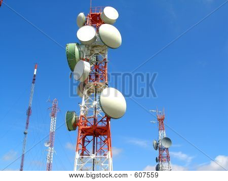 Communication Antenna