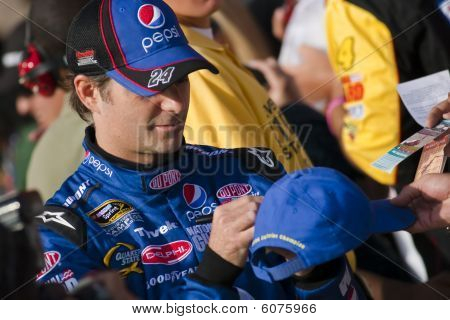 NASCAR: Oktober 09 Pepsi 500
