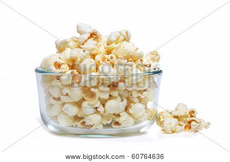 Bowl Popcorn