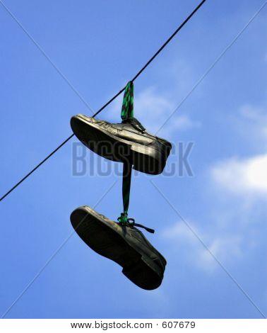 School Shoe Prank