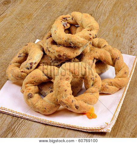 Taralli Spicy Cookies