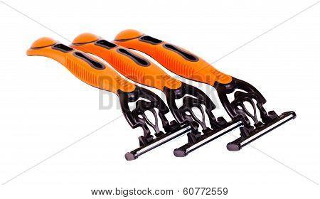 Razor Blade Shavers