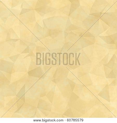 Old Spotty Paper. Trendy Frame