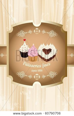 Sweets And Pastries - Les Sucreries Et Patîsseries