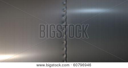 Welded Metal Sheets Fused
