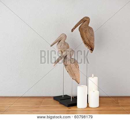 Birds And Candles