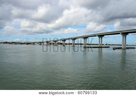 Vilano Beach Bridge