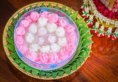 picture of chan  - Thai Dessert  - JPG