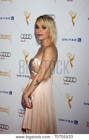 LOS ANGELES - AUG 23:  Taryn Manning at the Television Academy's Perfomers Nominee Reception at Pacific Design Center on August 23, 2014 in West Hollywood, CA