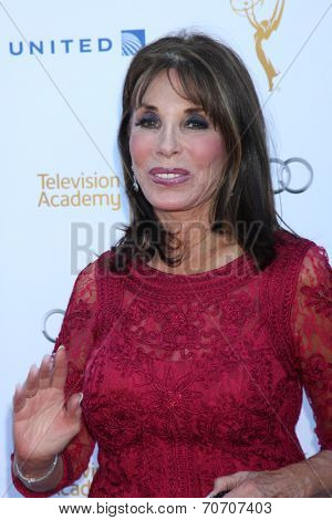 LOS ANGELES - AUG 23:  Kate Linder at the Television Academy's Perfomers Nominee Reception at Pacific Design Center on August 23, 2014 in West Hollywood, CA
