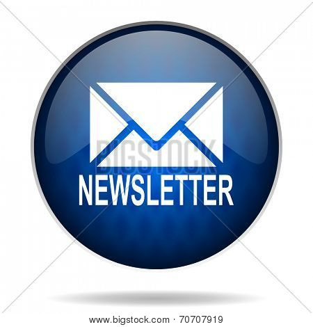 newsletter internet icon