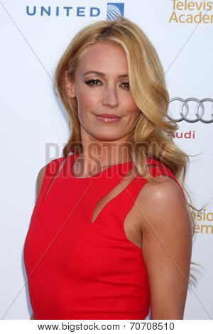 LOS ANGELES - AUG 23:  Cat Deeley at the Television Academy's Perfomers Nominee Reception at Pacific Design Center on August 23, 2014 in West Hollywood, CA