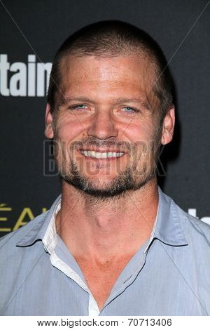 LOS ANGELES - AUG 23:  Bailey Chase at the 2014 Entertainment Weekly Pre-Emmy Party at Fig & Olive on August 23, 2014 in West Hollywood, CA