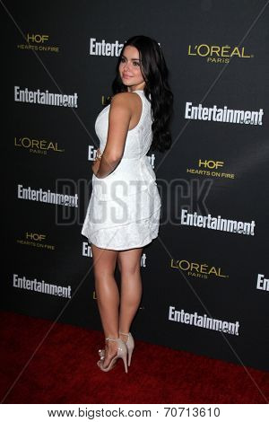 LOS ANGELES - AUG 23:  Ariel Winter at the 2014 Entertainment Weekly Pre-Emmy Party at Fig & Olive on August 23, 2014 in West Hollywood, CA