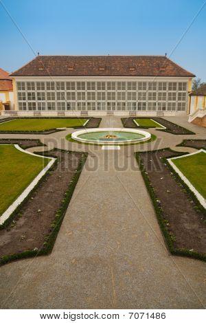 Orangerie Greenhouse And Garden