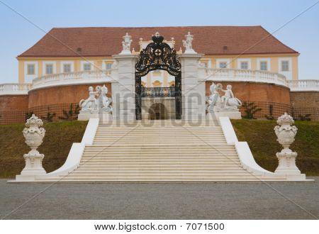 Hof Palace In Austria