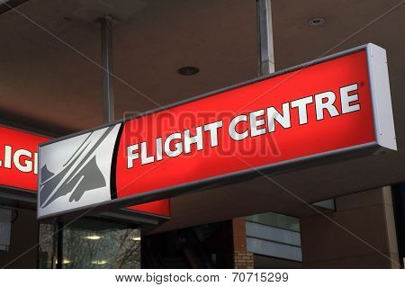 Flight Centre Travel Agency