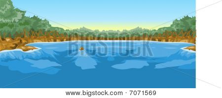 Background On The Lake