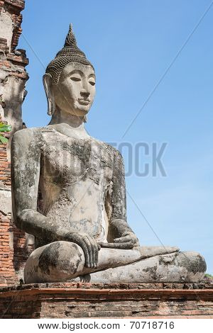 Old Buddha Meditation