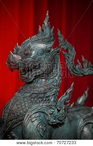 Kirin - Mythical hooved creature known in Chinese and east Asian cultures