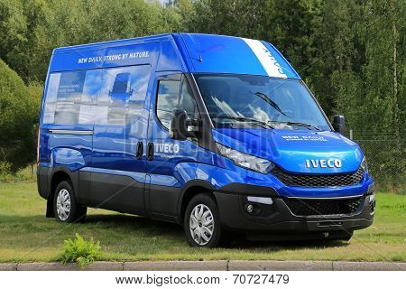 New Iveco Daily Van