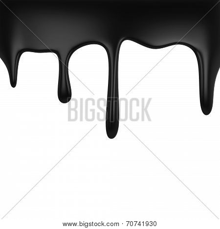 Oil Dripping