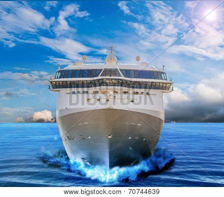 Curise Ship