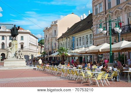 Szeged Old Town