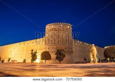 Karim Khan citadel in Shiraz