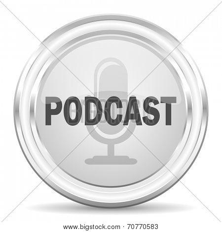 podcast internet icon