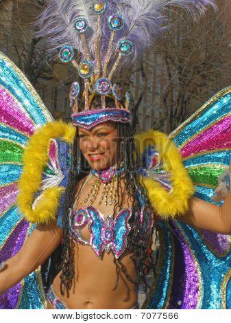 Carnival - Brazilian dancer
