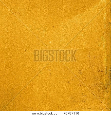 Old yellow grungy paper