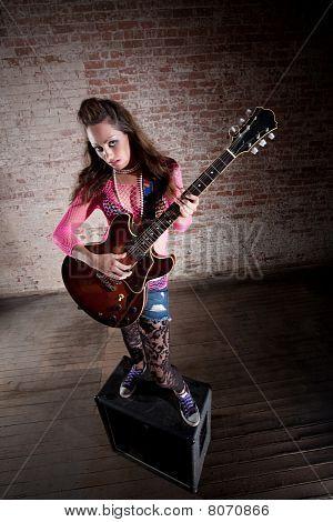 Punk Rock Girl
