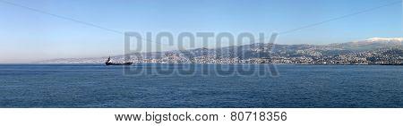 Lebanon Panorama