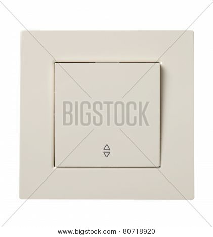 Wall Electric Light Switch