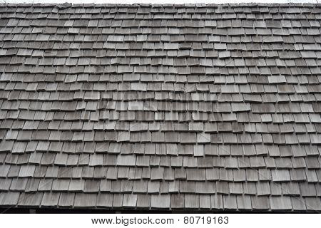 roof cedar