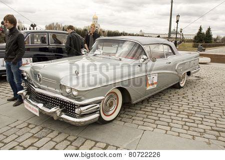 Retro Cadillac