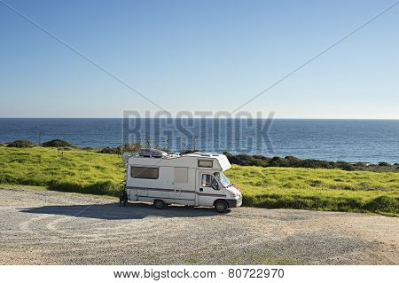 Camping On The Ocean