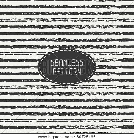 Pencil stripes. Scribble lines seamless patterns. Abstract hand drawn strokes. Vector illustration.