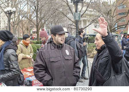 Jose LaSalle of Bronx Cop Watch