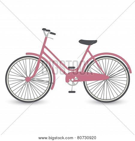 Find Similar Images bike icon isolated on a white background