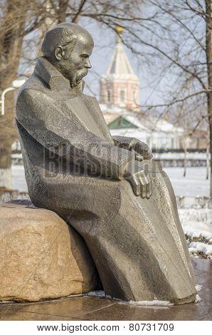 Shevchenko monument