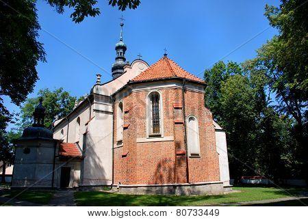 Church in Sandomierz