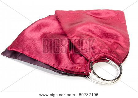 Three Bangle Bags In Shades Of Red